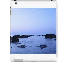 Ostend's Coastline  iPad Case/Skin