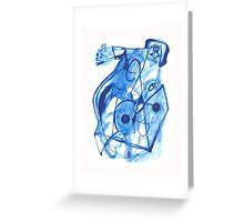 azulejos rap Greeting Card