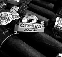cuban cohiba  by courtneyk