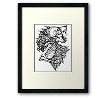 Lilith's Brethren Inks Framed Print