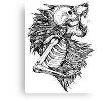 Lilith's Brethren Inks Canvas Print