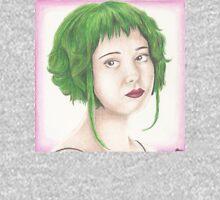 Green Haired Ramona Unisex T-Shirt