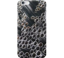 More Pipe Ends ~ pillow collection iPhone Case/Skin