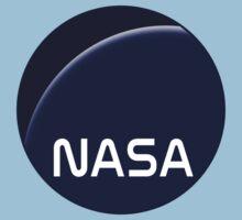 Interstellar movie NASA logo Kids Clothes