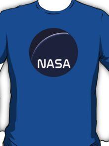 Interstellar movie NASA logo T-Shirt