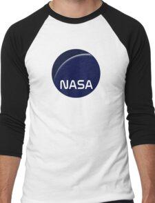 Interstellar movie NASA logo Men's Baseball ¾ T-Shirt