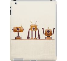 Robothood iPad Case/Skin