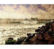 Sea Rider Photographic Print
