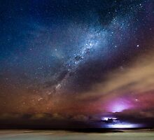 Torquay Aurora Australis by Russell Charters