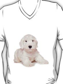 White Terrier puppy T-Shirt