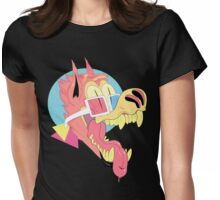 Creature Feature Womens Fitted T-Shirt