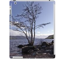 From the Shores of Loch Ness, Scotland iPad Case/Skin