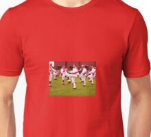 Morris Dancers Unisex T-Shirt