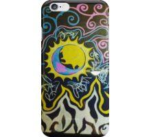 Metallic Mystery iPhone Case/Skin