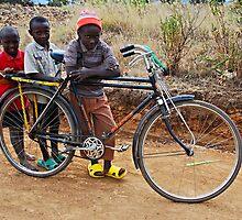 3 Boys 1 Bike by Brendan Buckley