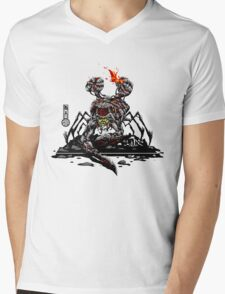 The Game of Kings, Wave Five: The Black King-Rook's Pawn Mens V-Neck T-Shirt