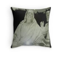 Love is the greatest! Throw Pillow