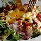 Egg Benedict Salad by chezus