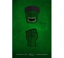 The Beast - Hulk  Photographic Print