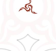 Yoga Slave Sticker