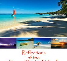 Reflections of the Cocos (Keeling) Islands by Karen Willshaw