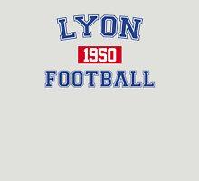 Lyon Football Athletic College Style 1 Gray Unisex T-Shirt