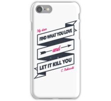 MY DEAR iPhone Case/Skin