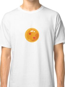 Dragon Ball 2 stars Classic T-Shirt