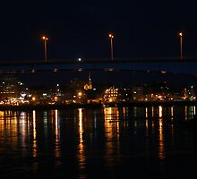 Saint John at Night by Alyce Taylor
