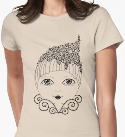 Francois Womens Fitted T-Shirt