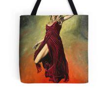 Destiny's Dance Tote Bag