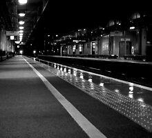 MKC Platform 3 - 10:22pm by George Parapadakis (monocotylidono)
