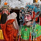 Peking Opera by KLiu