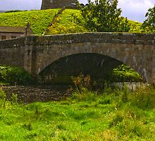 Appersett Bridge by Trevor Kersley