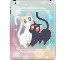 Luna & Artemis  iPad Case/Skin
