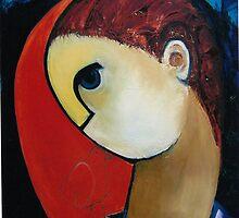 Bird Boy by Saren Dobkins