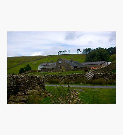 Dales Farm Photographic Print