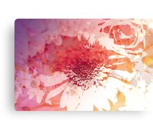 It Tastes Like Flowers Canvas Print