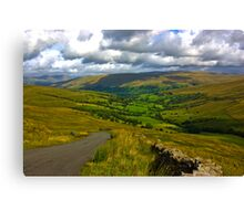 Dentdale Canvas Print