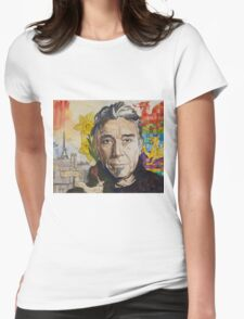 John Cale Womens Fitted T-Shirt