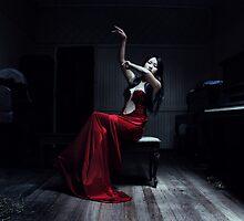 In the dark by Hannah Bacalla