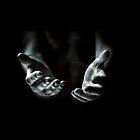 reaching out from the darkness by halinka