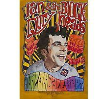 Ian Dury at the Avalon Photographic Print