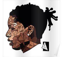 A$AP ROCKY- ART  Poster