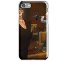 Weight Watcher iPhone Case/Skin