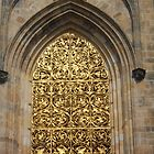 Golden window by rasim1