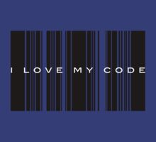 I love my code by Phillip Shannon