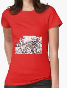 COURPT Womens Fitted T-Shirt