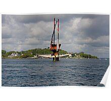 Marine Current Turbine - Seagen Poster