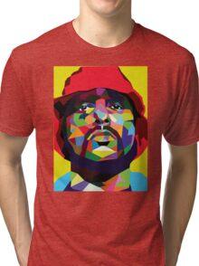 School Boy Q- ART Tri-blend T-Shirt